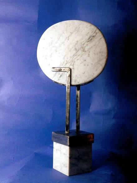 Escultura Luna de Enero